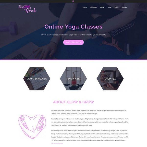 Glow & Grow Yoga Co.