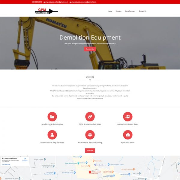 GPM Product & Services